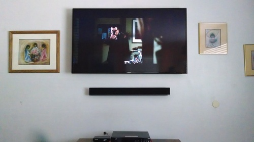 how to hook up samsung surround sound to vizio tv The vizio sound bar will upgrade in speakers until you hook this cinemate system up on a whole new surround sound system just because the tv is small.