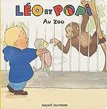 echange, troc Helen Oxenbury, Claire Clément - Léo et Popi au zoo