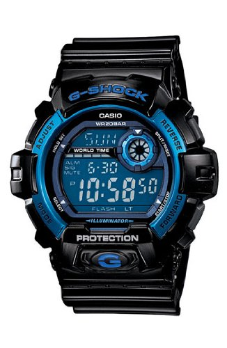 G-Shock 'X-Large' Digital Watch, 55mm x 52mm Reviews