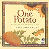 img - for One Potato: A Counting Book of Potato Prints by Pomeroy Diana (2000-04-03) Paperback book / textbook / text book