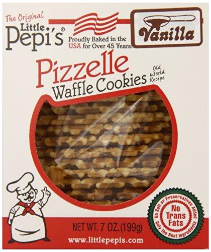 Little Pepi's Pizzelles