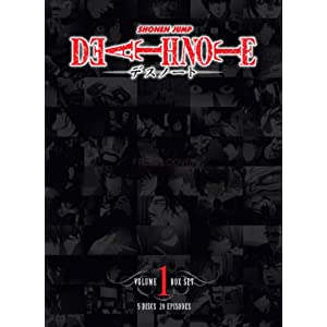 Death Note Box Set 1