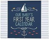 Carter's First Year Calendar, Under The Sea, Model: BA3-14074, Newborn & Baby Supply