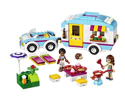 LEGO Friends - La caravana de verano (41034)