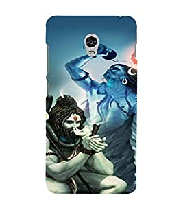 Perfect print Back cover for Lenovo Vibe P1
