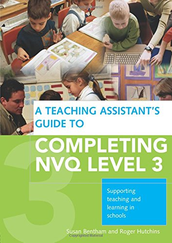 level 3 supporting teaching