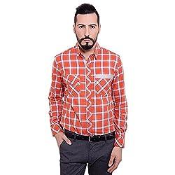 FBBIC Men's Stylish Cotton Shirt