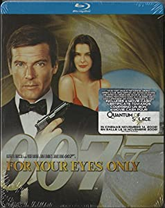 For Your Eyes Only [Blu-ray] [US Import]