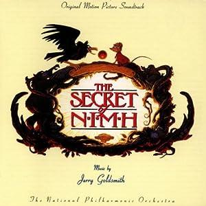 The secret of nimh soundtrack flying dreams