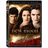 Twilight Saga - New Moon / La saga Twilight - Tentation (Bilingual)by Kristen Stewart