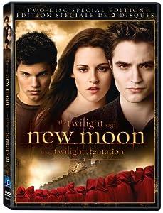 Twilight Saga: New Moon / La saga Twilight: Tentation  (2-Disc Special Edition) (Bilingual)