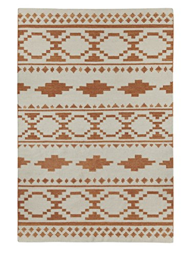 Genevieve Gorder Heirs Rectangle Flat Woven Rug