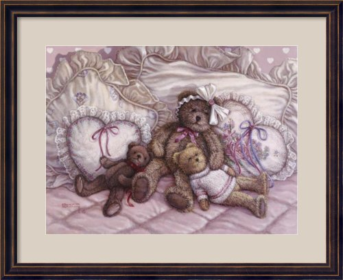 Nap Time By Janet Kruskamp Framed front-862480