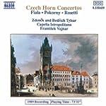 Concertos tch�ques pour cor