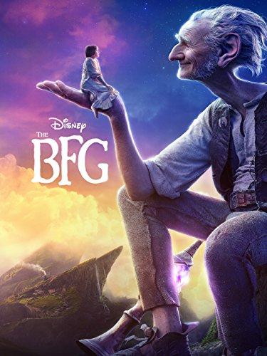 Bfg Dvd Cover: The BFG Dvd Cover & Label (2016) R0 CUSTOM