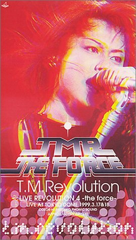 LIVE REVOLUTION 4~THE FORCE~ [VHS]