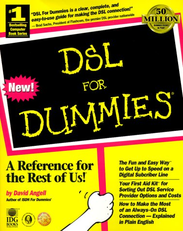 Dsl for Dummies, DAVID ANGELL