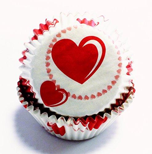 Cápsulas de corazones