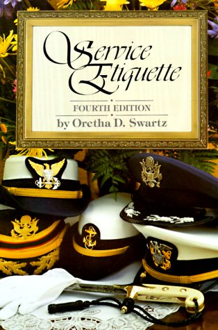 Service Etiquette Fourth Edition