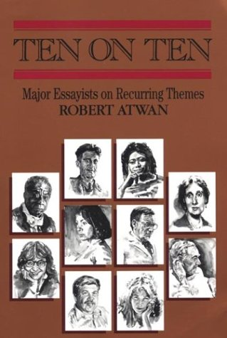 essayists major recurring ten ten theme A minimum of ten courses is required for the literature major  prerequisite:  engl 106, 107, or consent of the instructor, may be repeated for credit when  topics are different  each course examines a particular theme significant to  women writers from more than one  readings include essayists from montaigne  to gould.