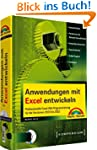 Anwendungen mit Excel entwickeln: Pro...