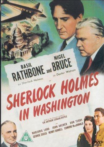 Sherlock Holmes in Washington [Reino Unido] [DVD]