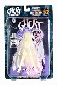 Ghost Glow In The Dark Action Figure