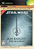 Star Wars Jedi Knight: Jedi Academy (Xbox World Collection) [Japan Import]
