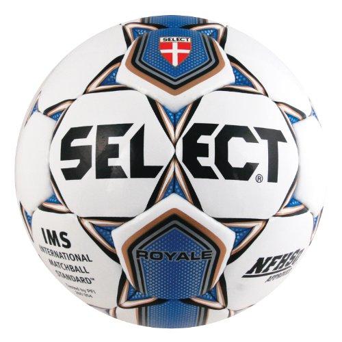 select-sport-america-royale-soccer-ball-5-white-royal-blue
