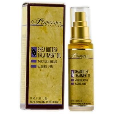 Savannah Hair Therapy - Shea Butter Treatment Oil
