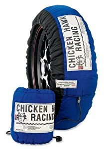 Chicken Hawk Racing Pole Position Tire Warmers - Superbike CHR PP-SBK-12 by Chicken Hawk Racing
