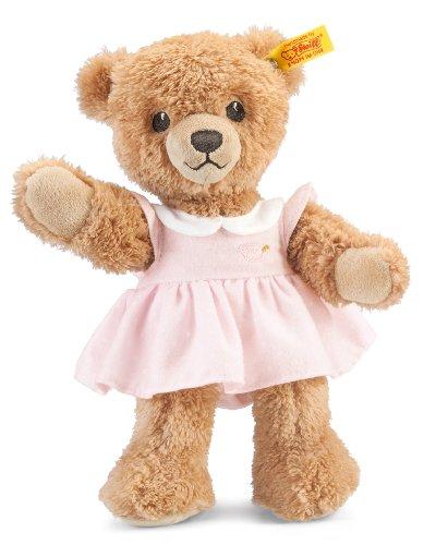 Steiff Sleep Well Bear Plush, Pink