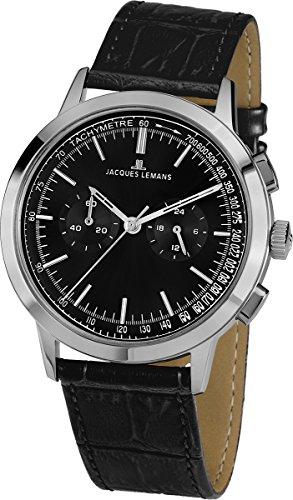 uhren test invicta herren armbanduhr chronograph edelstahl. Black Bedroom Furniture Sets. Home Design Ideas