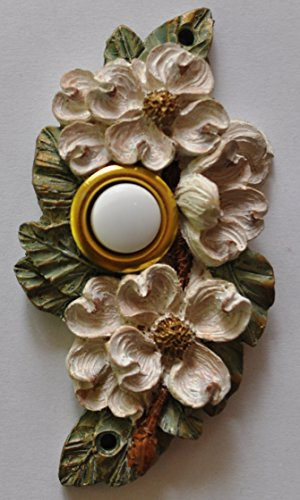 Dogwood Decorative Doorbell Cover