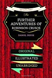 Image of The Further Adventures Of Robinson Crusoe: By Daniel Defoe - Illustrated
