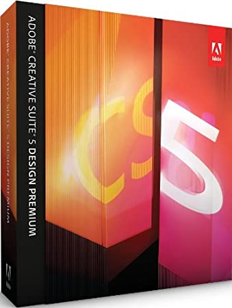 Adobe Creative Suite 5 Design Premium, Upgrade Version from Design Premium CS2/CS3 (PC)