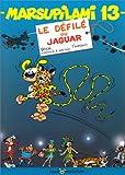"""Afficher """"Marsupilami n° 13 Le Défilé du jaguar"""""""