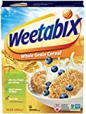 Weetabix Whole Grain Cereal, 14 Ounce (Pack of 6)