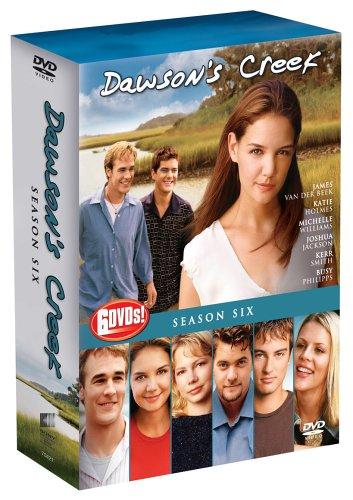 Dawson's Creek - Season Six [6 DVDs]
