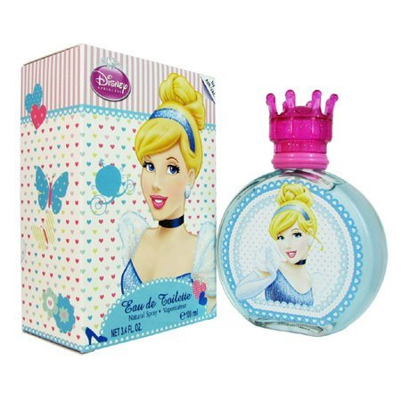 Cinderella per Donne di Disney - 50 ml Eau de Toilette Spray