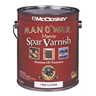 McCloskey Man O'War VOC Spar Varnish-VOC EXT S/G SPAR VARNISH
