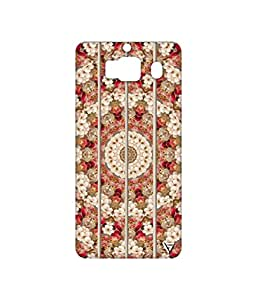 Vogueshell Flower Pattern Printed Symmetry PRO Series Hard Back Case for Xiaomi Redmi 2s