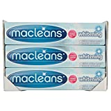 12 x Macleans Whitening Fluoride Toothpaste 100ml