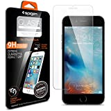 iPhone 6s Screen Protector, Spigen® iPhone 6 6S Glass Screen Protector [3D Touch Compatible - Tempered Glass] Most Durable [Easy-Install Wings] Rounded Edge [Life Warranty] - SGP11588