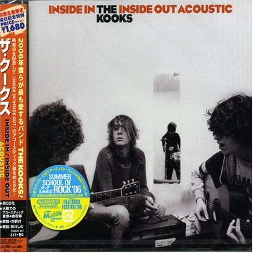 The Kooks - Inside in/Outside Out Acoustic [Ltd] [Japanese Import] - Zortam Music
