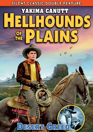 Hellhounds of the Plains [DVD] [1926] [Region 1] [US Import] [NTSC]