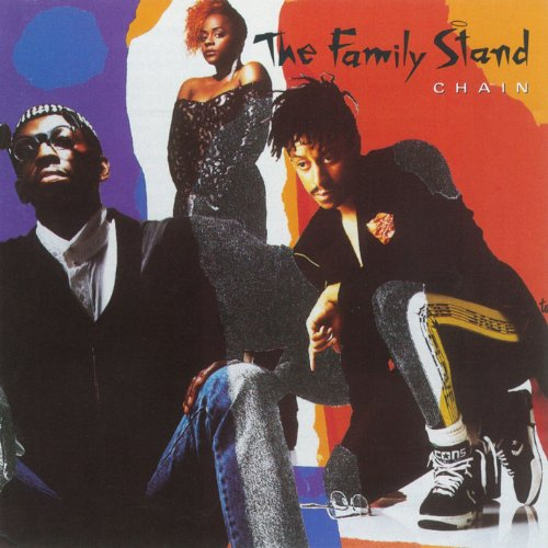 Ghetto Heaven Family Stand