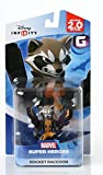 Disney Infinity Marvel Super Heroes Rocket Raccoon Figure, 2.0 Edition