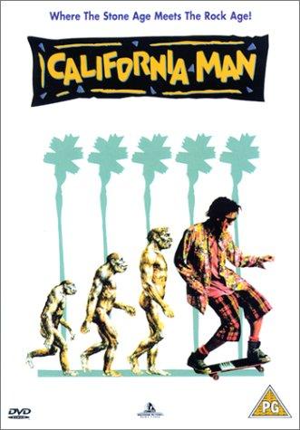 CALIFORNIA MAN [IMPORT ANGLAIS] (IMPORT) (DVD)