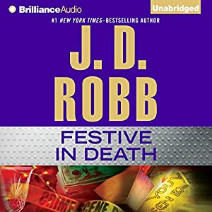 Festive in Death | Livre audio